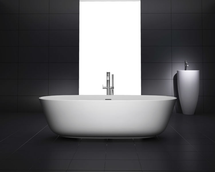 2014 bathroom tile and flooring trends