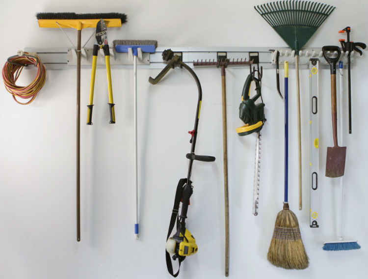 Get The Most Out of Every Inch of Your Garage With Hanging Storage