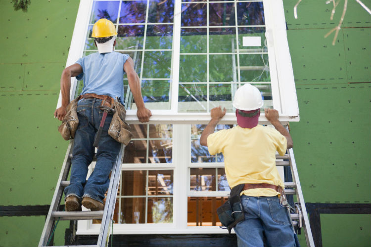 It Takes Two or More To Properly Install a Window
